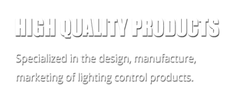 High Quality Products of Lighting