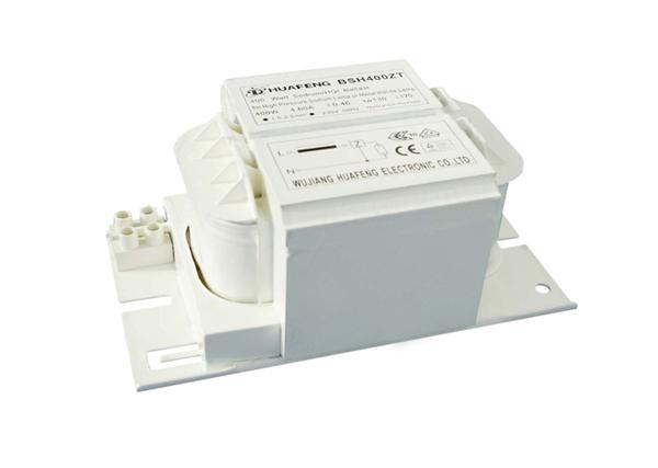 Impedance HID Ballast for Mercury Lamp (Aluminum Coil)