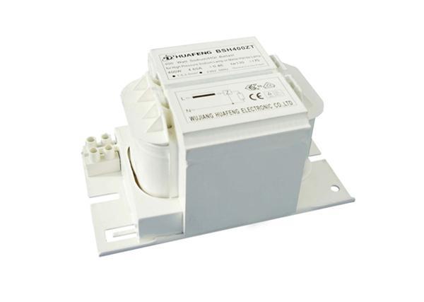 Impedance HID Ballast for Mercury Lamp